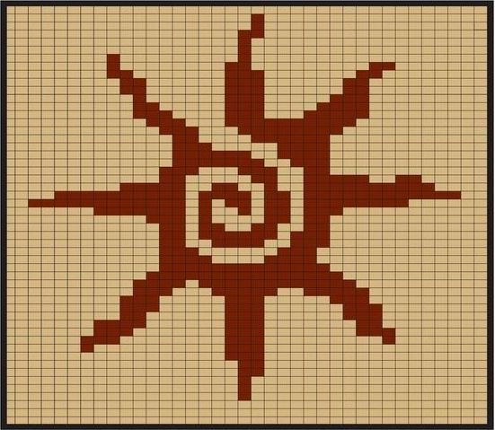 Solstice Spiral Sun Chart                                                                                                                                                      More