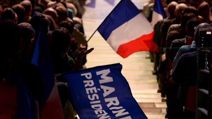 "The French National Front official said there were no ""mass murders"" in the Holocaust."