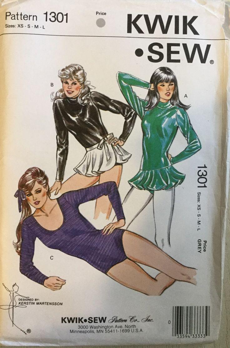 79 besten Misses\' Kwik Sew Sewing Patterns at twogirlpugs@Bonanza ...