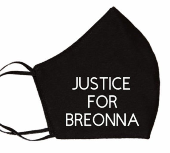 Breonna Taylor Justice Mask Arrest The Cops That Killed Etsy In 2020 Mom Humor Say Her Name Justice