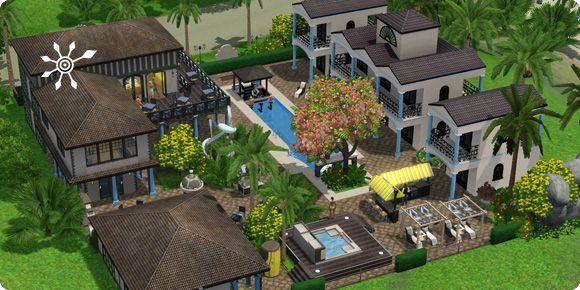 Sims 3 Inselparadies – Resort manangen  Relevant Sims 3 ...
