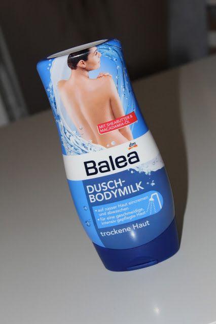 MAKEUP ARENA: DM #1 Balea - tuš/mlijeko za tijelo