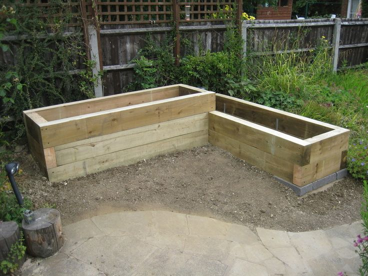 17 Best Images About New Raised Bed On Pinterest Raised Beds Landscaping And Treated Timber