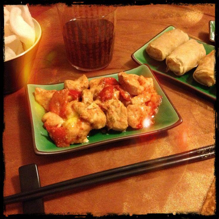 25+ parasta ideaa Pinterestissä: Ricette con pollo secondi