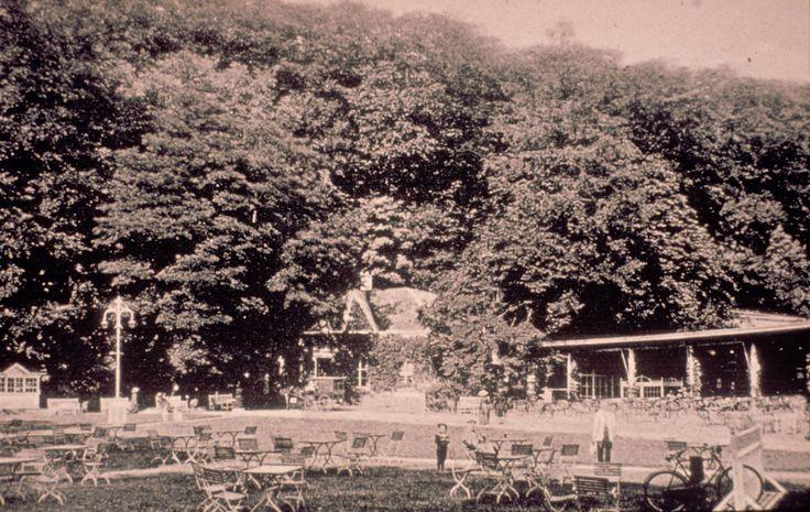 Park Sonsbeek Theehuis ca.1920