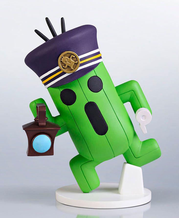 """Figura Catuar Conductor 10 cm. World of Final Fantasy. Línea Static Arts Mini. Square-Enix  Para los fans de la saga Final Fantasy llega esta bonita colección del videojuego de 2016 titulado """"World of Final Fantasy"""" con diferentes personajes articulados y de la línea Static Arts Mini. Unas figuras que tienen que estar en tu colección de Final Fantasy."""