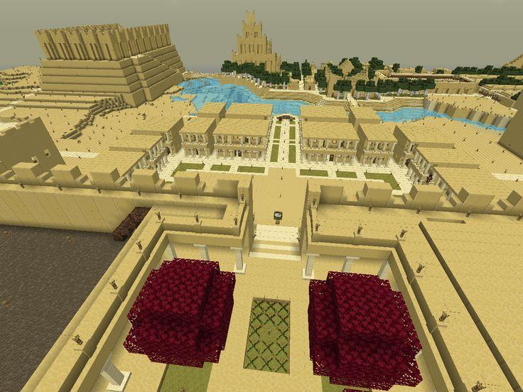 Capital. Empire administration square buildings