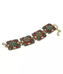 Waama Jewels Multicolour Bracelet