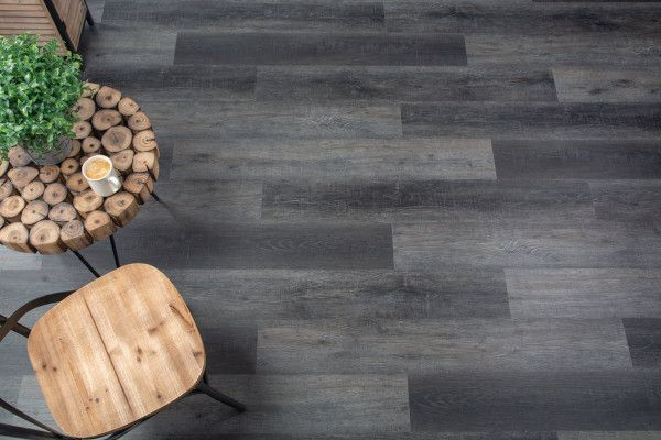 Sturdy Floor Shades Of Black Oak Tc136 Spc Vinyl Flooring Vinyl Flooring Flooring Sturdy
