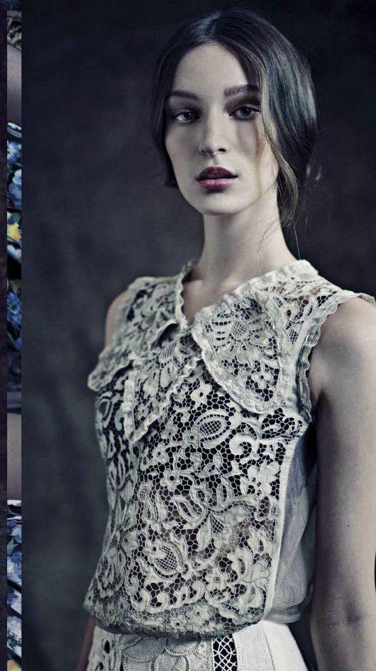 dolce and gabbana by paolo roversi for vogue italia september 2012: Alex2578923 Lacefashion, Dolce Gabbana, Italian Vogue, Style, High Fashion, Dolce & Gabbana, Fashion Editorial, Gabbana Alta