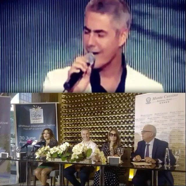 """2,271 Gostos, 35 Comentários - Alessandro SAFINA (@alessandrosafinaofficial) no Instagram: """"Tomorrow, LEBANON! See you there! #alessandrosafina #alessandrosafinaofficial #concert #lebanon…"""""""