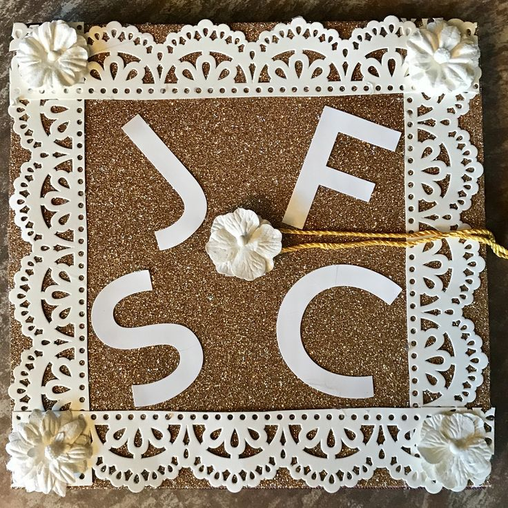Graduation Cap. HTC--> St. John Fisher College