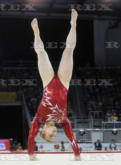 Pan American Games, Toronto, Canada   15 Jul 2015 Ellie Black, Of Canada.  Gymnastics Floor RoutineAmerican GamesArtistic ...