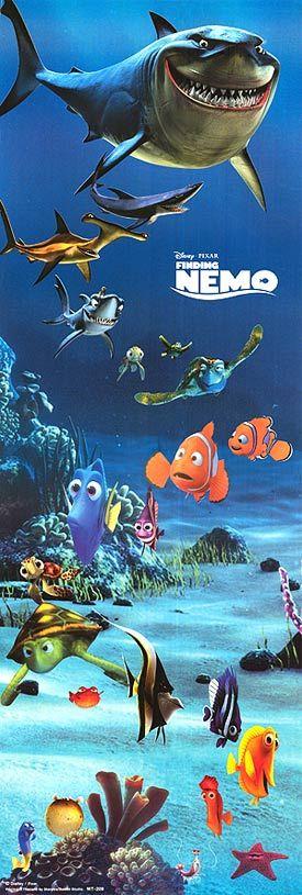 Best 25 finding nemo poster ideas on pinterest finding nemo finding nemo thecheapjerseys Images