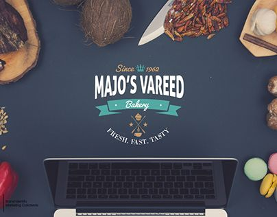 "Check out new work on my @Behance portfolio: ""Majo's Vareed Bakery : Branding"" http://be.net/gallery/40196445/Majos-Vareed-Bakery-Branding"