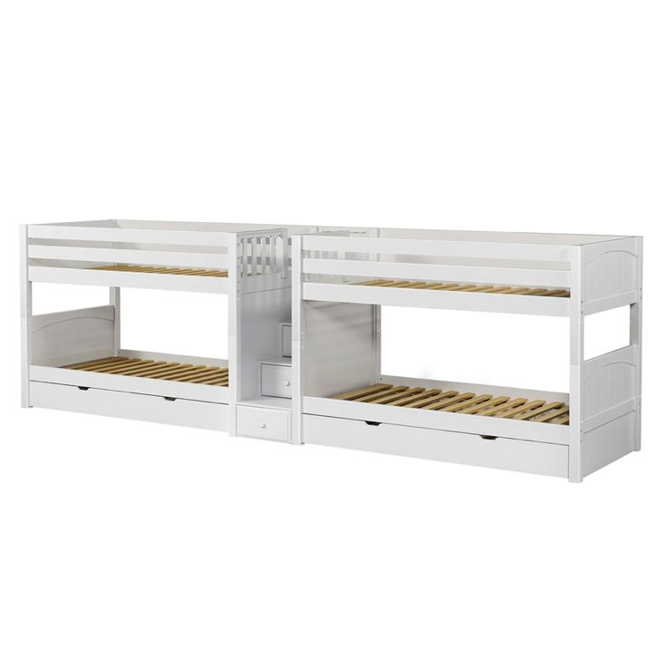 Do You Have Four Children Or Kids Who Love Sleepovers? This Quad Bunk Bed  With