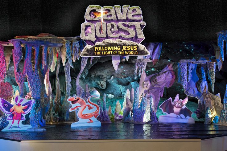 It's never too early to start thinking about Cave Quest VBS 2016. Below, we have some new ideas and easy ways to transform your church into a colossal cave, without breaking the bank!…