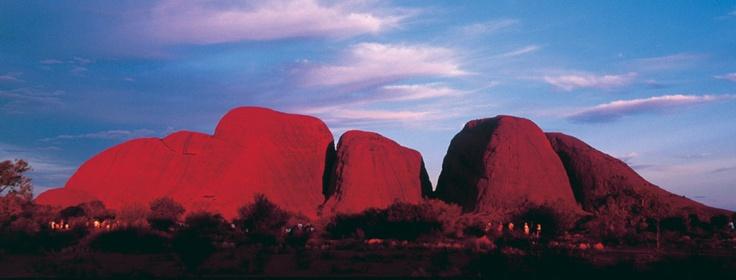 Ayers Rock Resort, Uluru - Kata Tjuta, Outback Australia, Nothern Territory, Voyages Indigenous Tourism Australia