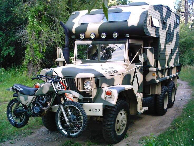 Monster Camper