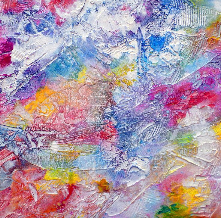 Soaring Ever Higher by Tracy Bonin abstract art, abstract painting, canvas, acrylic, texture, mixed media, home decor, pink, blue, yellow, orange, purple, contemporary art, modern art