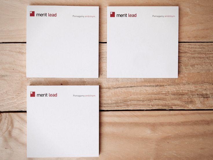 Notesy z logo firmy #pomysłnareklamę