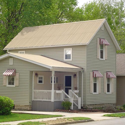 Best Ondura® Corrugated Roofing Sheet At Menards® Corrugated Roofing Roofing Roofing Sheets 400 x 300