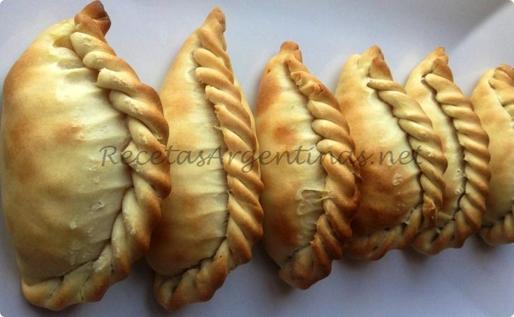 Empanadas de espinaca y ricotta | Recetas Argentinas