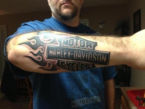 Harley Davidson Tatttoos  – Tattoo