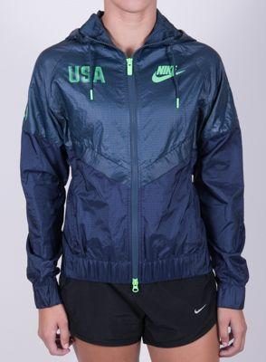 Product image: Nike USATF Women's Windrunner