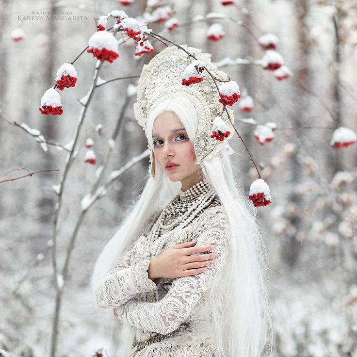 Doy vida a los cuentos de hadas rusos