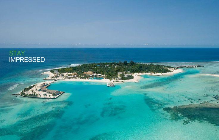 Holiday Inn Resort Kandooma Maldives - less than $300/ night!!!