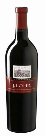 Voted best affordable Cabernet Sauvignon by Red Wine's fans on Facebook: J. Lohr Seven Oaks Cabernet Sauvignon 2010