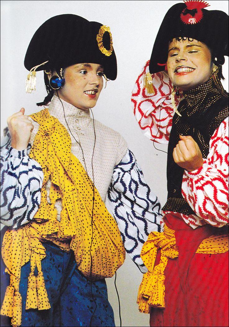 Coleção Pirates de Vivienne Westwood