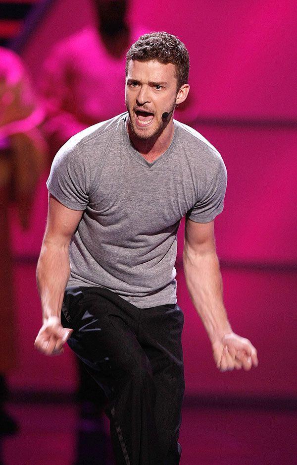 Justin Timberlake - Performing at the ESPY Awards: 2008. -Cosmopolitan.com