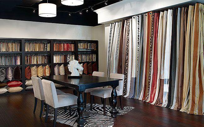 DrapeStyle Costa Mesa Custom Curtain Showroom
