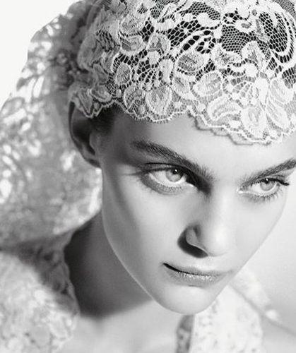 Свадебный головной убор невесты для венчания (венчальный головной убор)