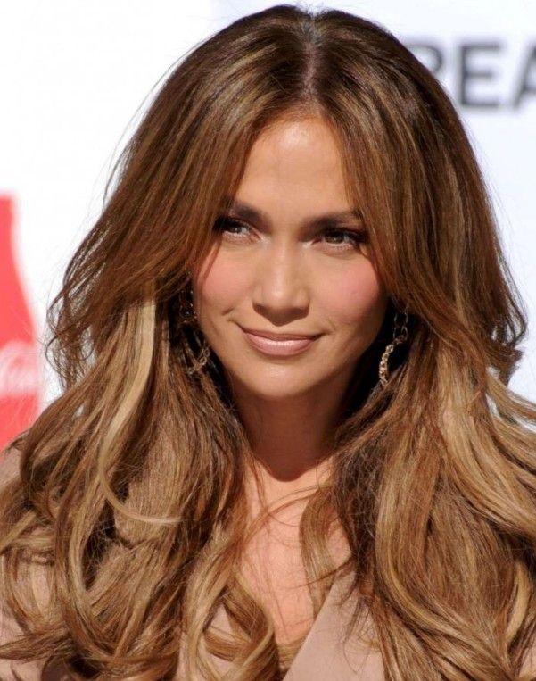 Jennifer Lopez Fönlü Saç