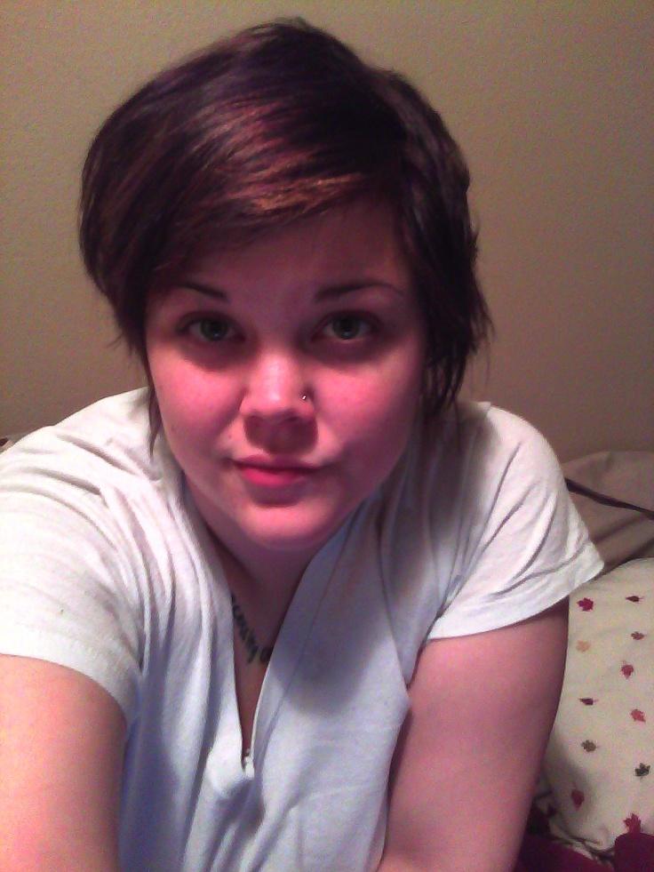 Short Hair Bbw 87