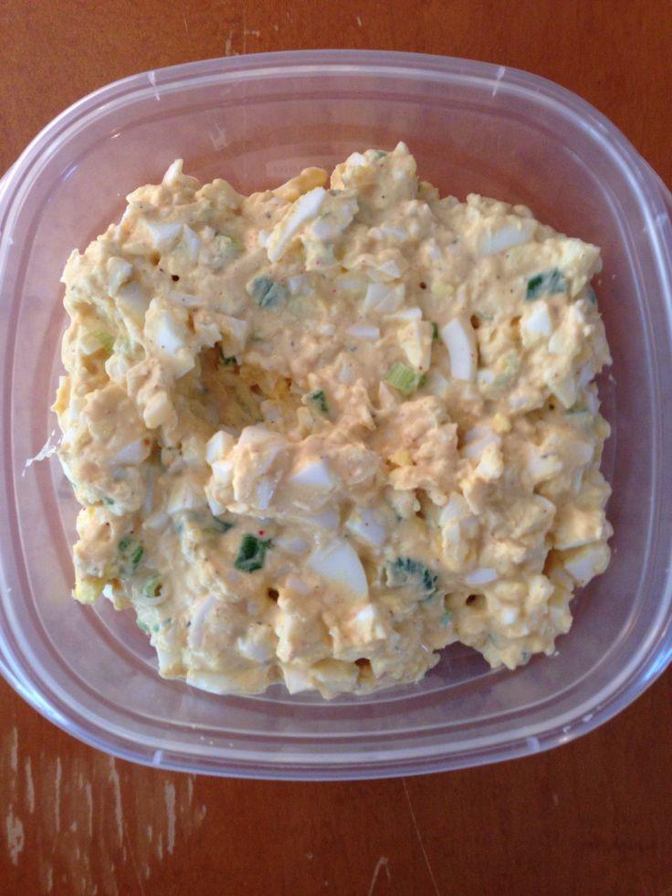 21 Day Fix Egg Salad