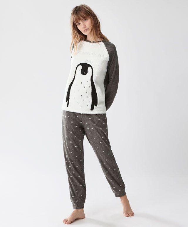Pantaloni pinguino - Vedi Tutto - Tendenze moda donna AW 2016 su Oysho on-line : biancheria intima, lingerie, abbigliamento sportivo, scarpe, accessori e costumi da bagno. Spedizione gratuita a partire da 40 EUR e resi gratuiti.