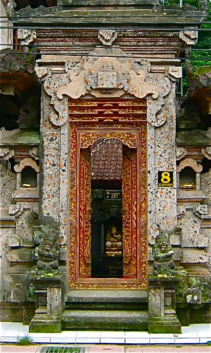 Doorway to Ganesh Ubud ~ Bali. & 205 best Bali Doors \u0026 Entrances images on Pinterest | Entrance ... Pezcame.Com