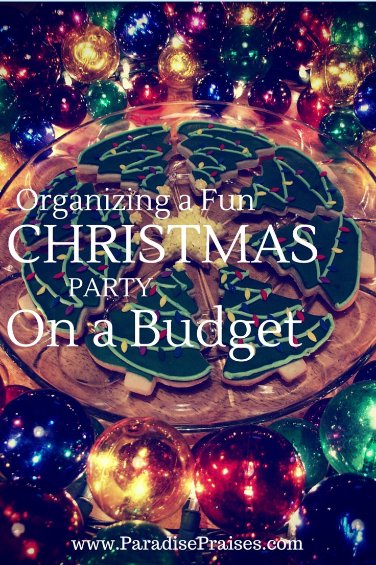 Organizing a Fun Christmas Party on a Budget ParadisePraises.com , home, homeschool, family
