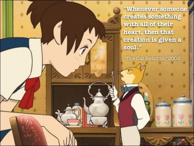 13 Memorable Quotes from Hayao Miyazaki Films by @Charity Scantlebury Temple
