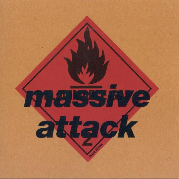Massive Attack - Blue Lines / 1990