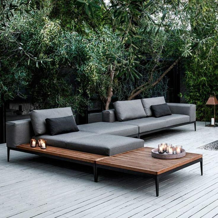 Attraktive Loungemöbel Outdoor Möbel Terrassen Veranda ...