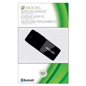Xbox 360 Wireless Headset with Bluetooth
