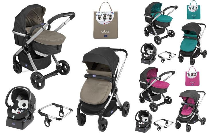 The Chicco Urban Pram & Pushchair Travel System is ideal for first time parents as it comes with all the basics needed for taking your little one out and about and is suitable from birth up until 3 years - making this the perfect investment piece! The Chicco Urban Travel System is now only £349.99 online - make sure to get yours now! http://www.simplesafetysolutions.com/cart.php?m=search_results&search=Chicco+Urban+Pram&product-search-button.x=0&product-search-button.y=0