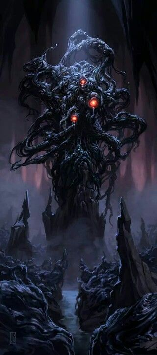 The Mountains of Madness H.P. Lovecraft.