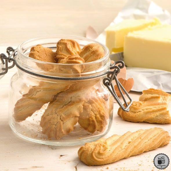 Βιεννέζικα μπισκότα βουτύρου