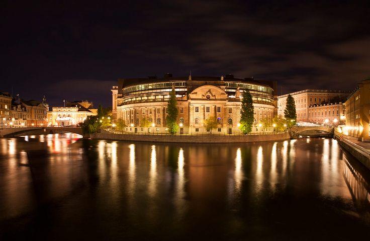 Parliament House by Micke Strandberg on 500px
